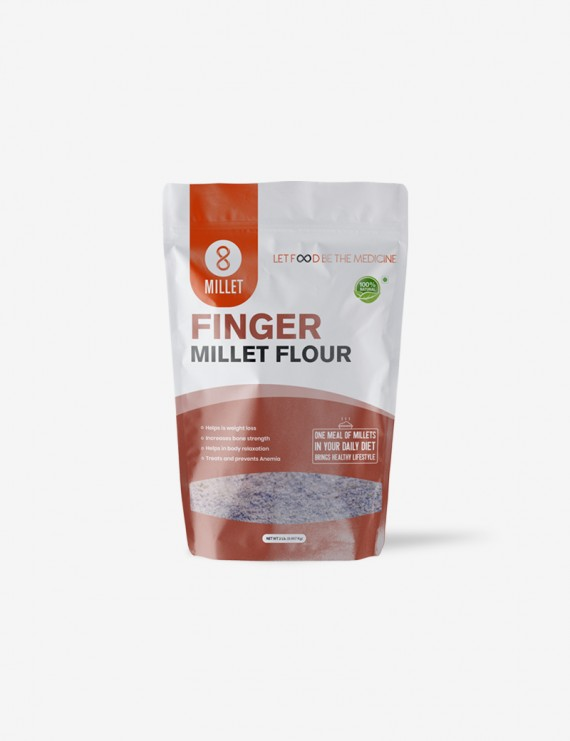 Finger Millet Laddu Mix (1 lb pack)