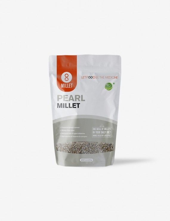 Pearl Millet  (2 lb pack)